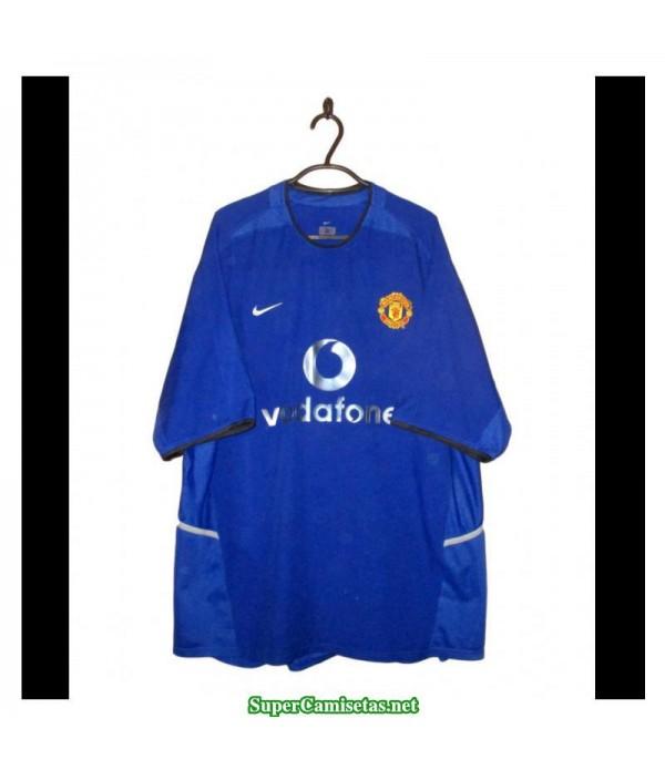Camisetas Clasicas Manchester United Third-meihou 2002-03