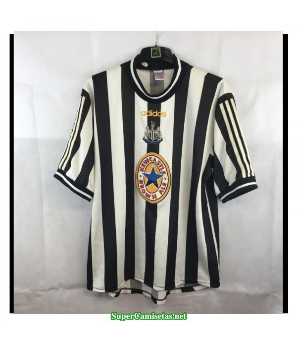 Camisetas Clasicas Newcastle United Hombre 1997-99