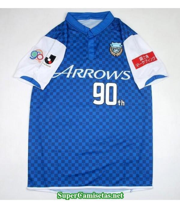 Camisetas Clasicas Kawasaki Frontale 90th Anniversary Commemorative Edition 2014