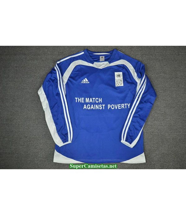 Camisetas Retro Star charitable match Commemorative Edition 2004
