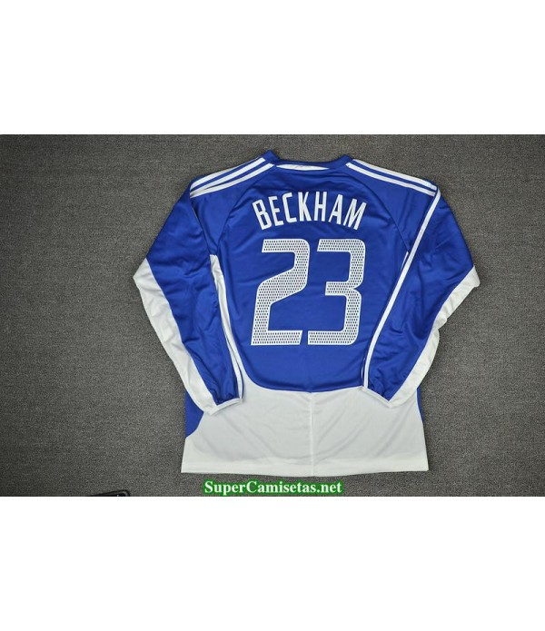 Camisetas Retro Star charitable match Commemorative Edition 23 Beckham 2004