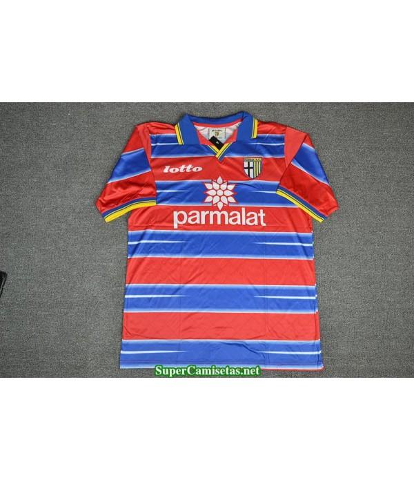 Camisetas Clasicas Parma EU cup Goalkeeper 1998-99