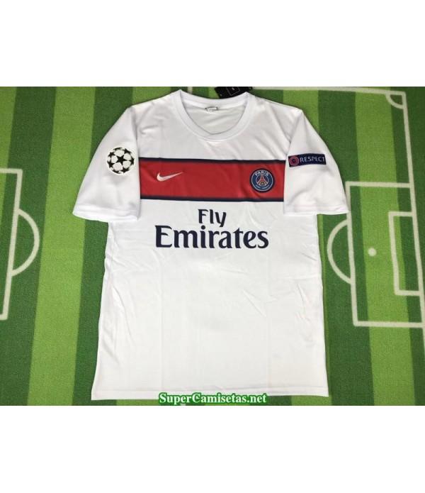 Camisetas Clasicas PSG Champions League 2012-13