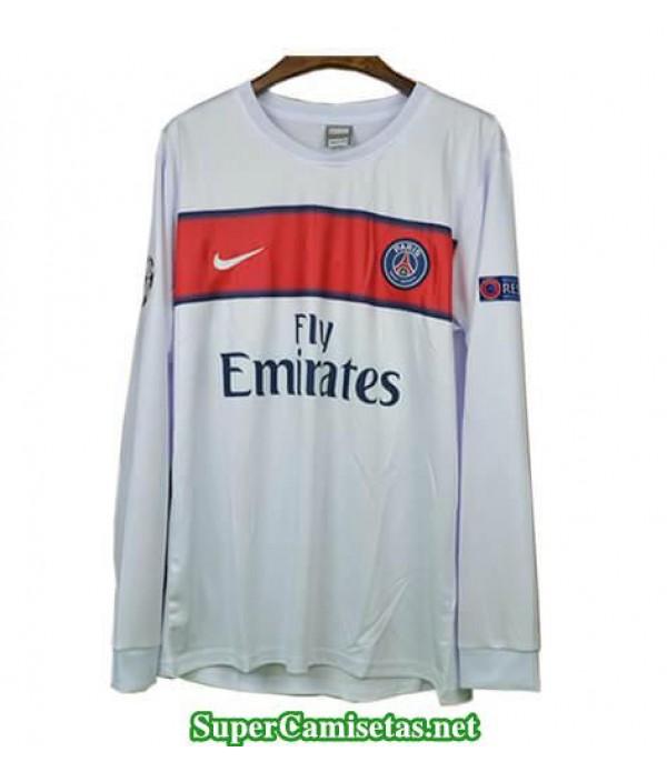 Camisetas Clasicas PSG Champions League Manga Larga 2012-13