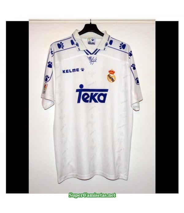Camisetas Clasicas real madrid Hombre 1994-96