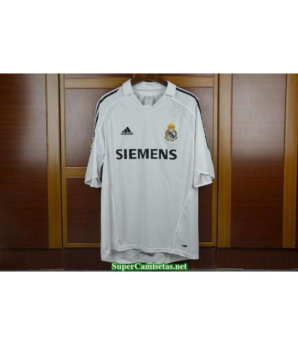 Camisetas Clasicas real madrid Hombre 2005-06