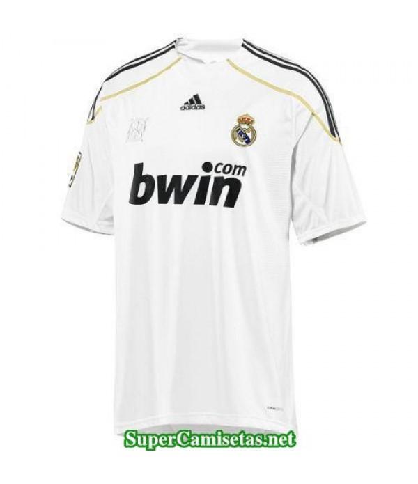 Camisetas Clasicas Real Madrid Hombre 2009-10