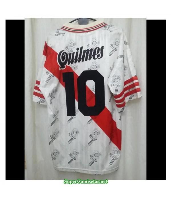 Camisetas Clasicas River Plate Hombre 10 1996