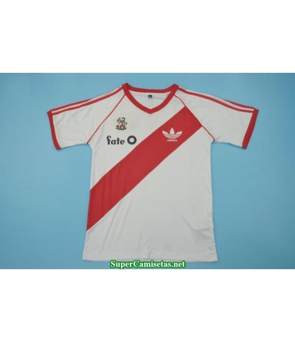 Camisetas Clasicas River Plate Hombre 1986