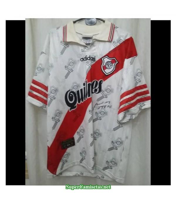 Camisetas Clasicas River Plate Hombre 1996
