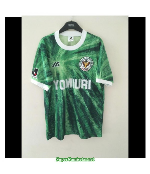 Camisetas Clasicas Verdy Kawasaki Hombre 1993-95