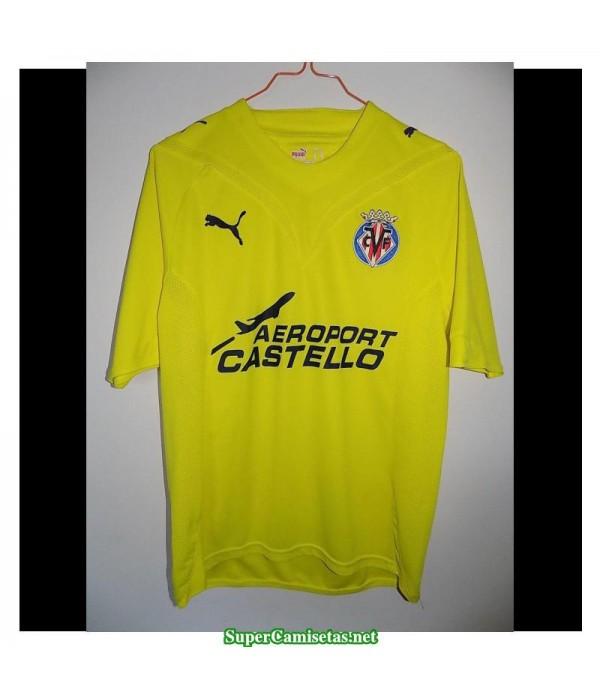 Camisetas Retro villareal Hombre 2005-06