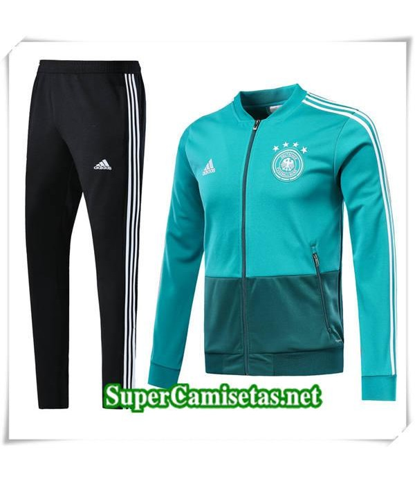 Chandal Alemania Verde 2018/19