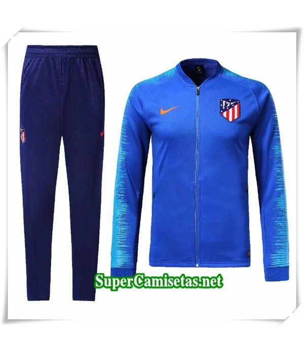 Chandal Atletico Madrid Azul 2018/19