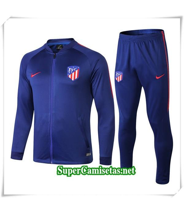 Chandal Atletico Madrid Azul Marino 2018/19