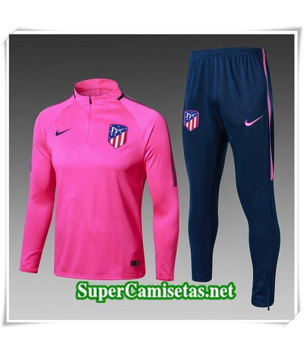 chandal Atletico Madrid Rose 2017/18