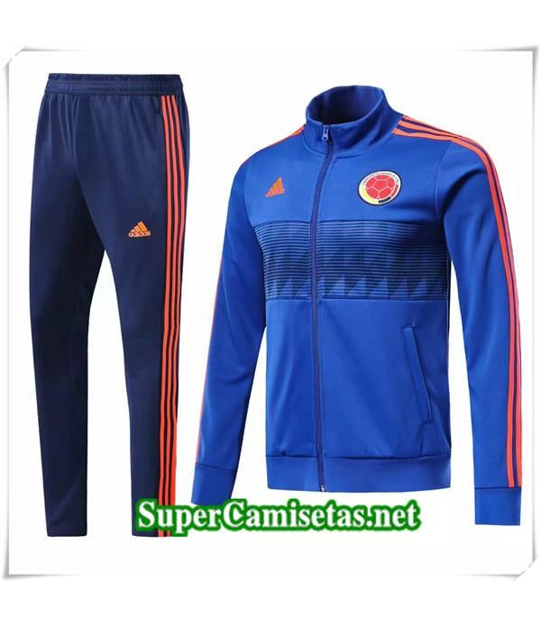 Chandal Colombia Azul 2018/19
