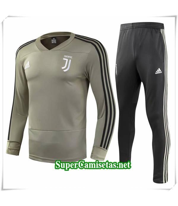 chandal Juventus Verde 2018/19