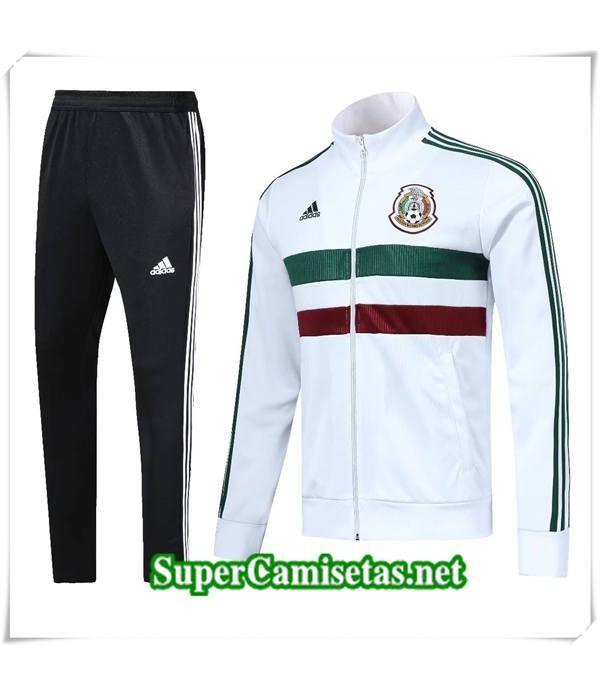 Chandal Mexico Blanc 2018/19