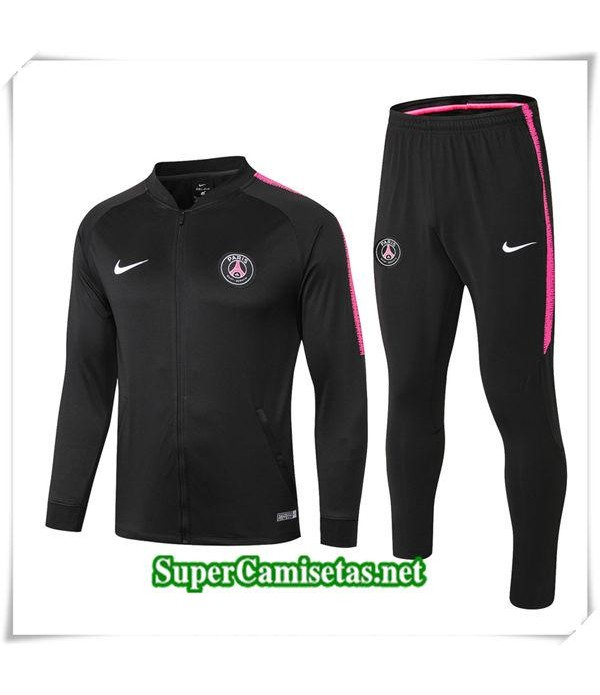 chandal Paris Saint Germain Negro 1819