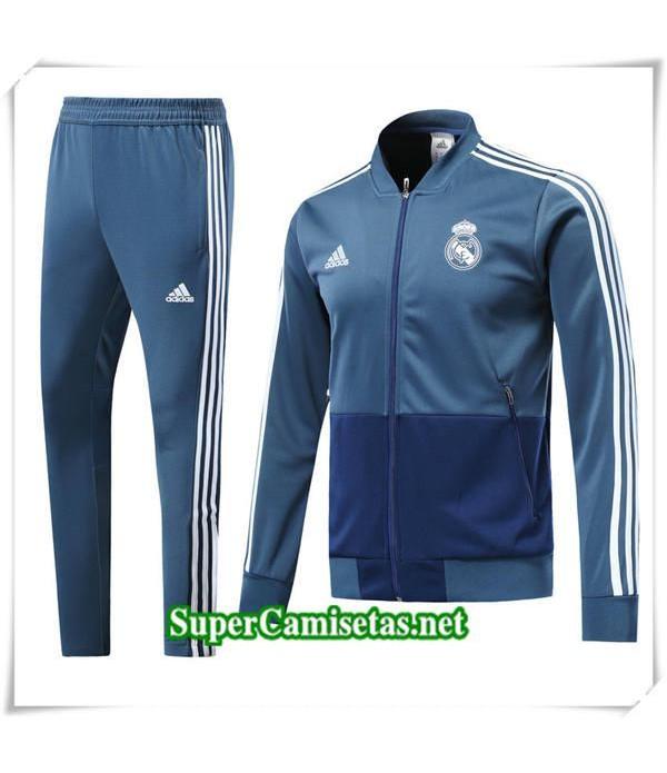 chandal Real Madrid Azul Marino 2018/19