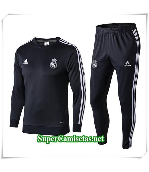 chandal Real Madrid O Negro 2018/19