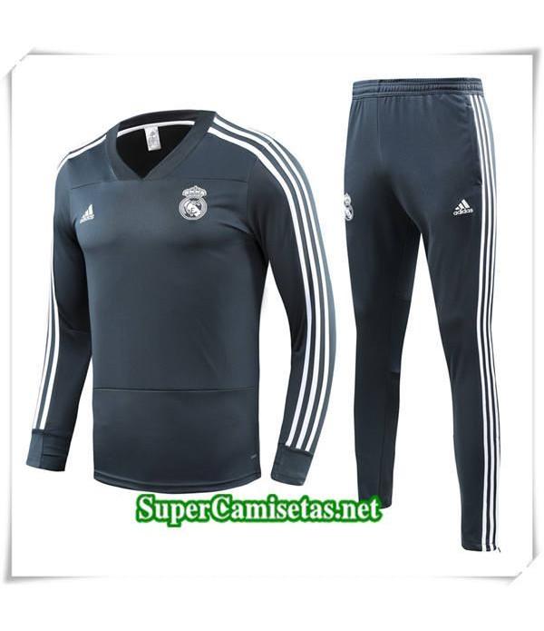 49449ccbe52b5 Comprar Chandal Entrenamiento Real Madrid Replicas baratos online ...