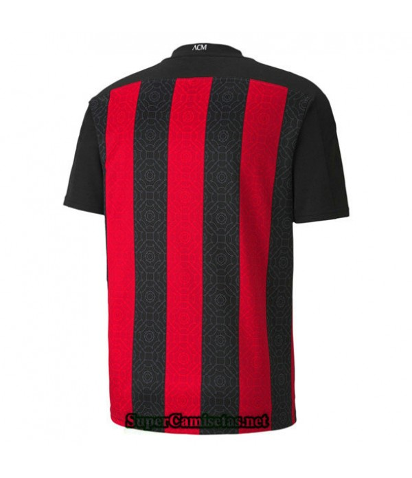 Tailandia Primera Equipacion Camiseta Ac Milan 2020/21