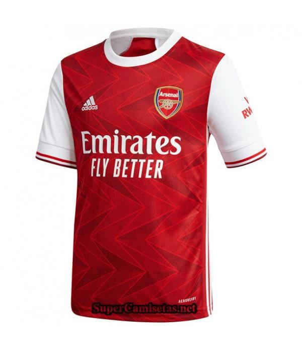Tailandia Primera Equipacion Camiseta Arsenal 2020/21