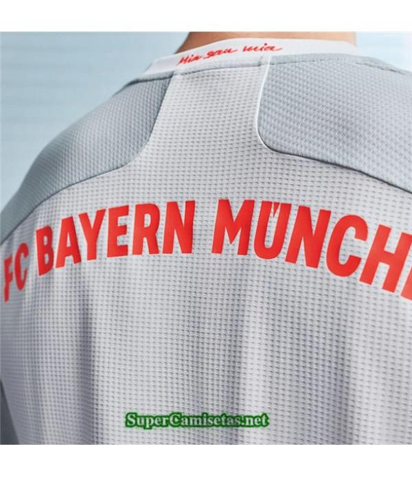 Tailandia Segunda Equipacion Camiseta Bayern Munich 2020/2120