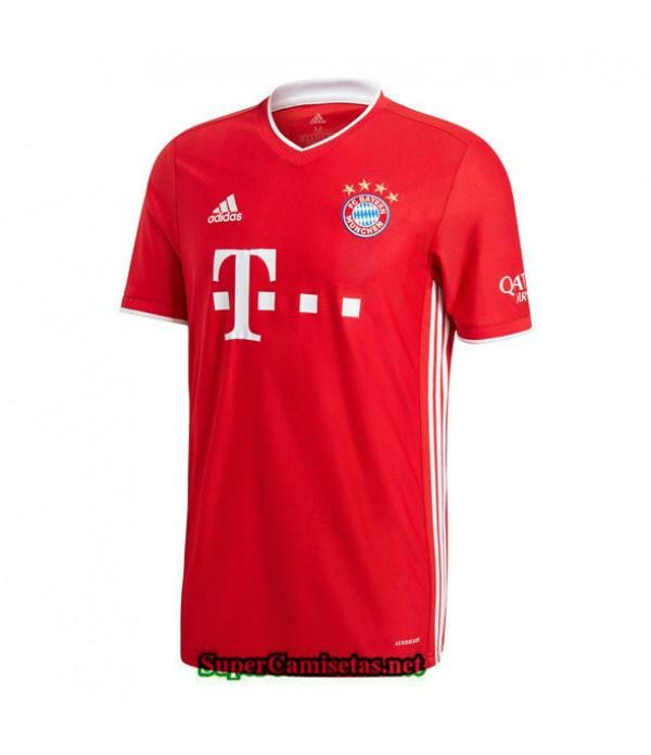 Tailandia Primera Equipacion Camiseta Bayern Munich 2020/21