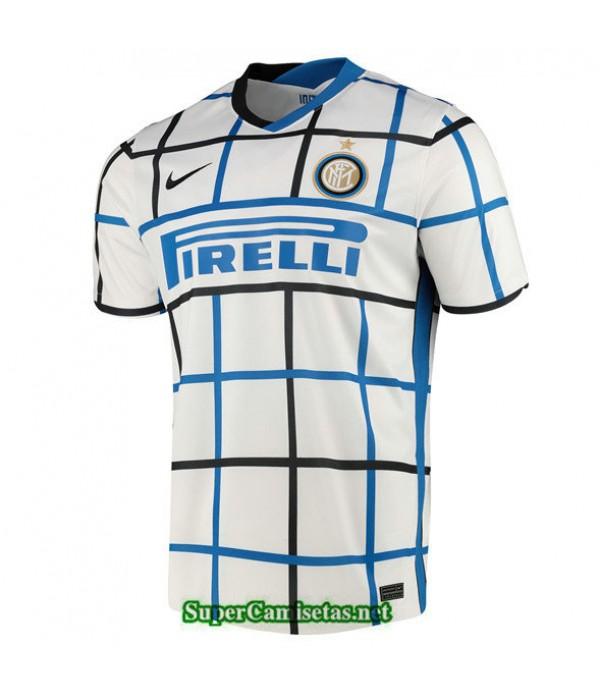Tailandia Segunda Equipacion Camiseta Inter Milan 2020/21