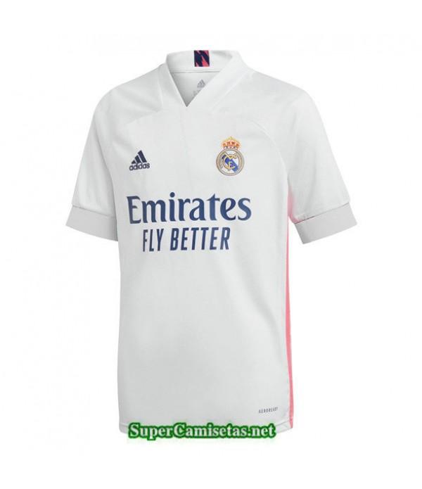 Tailandia Primera Equipacion Camiseta Real Madrid 2020/21