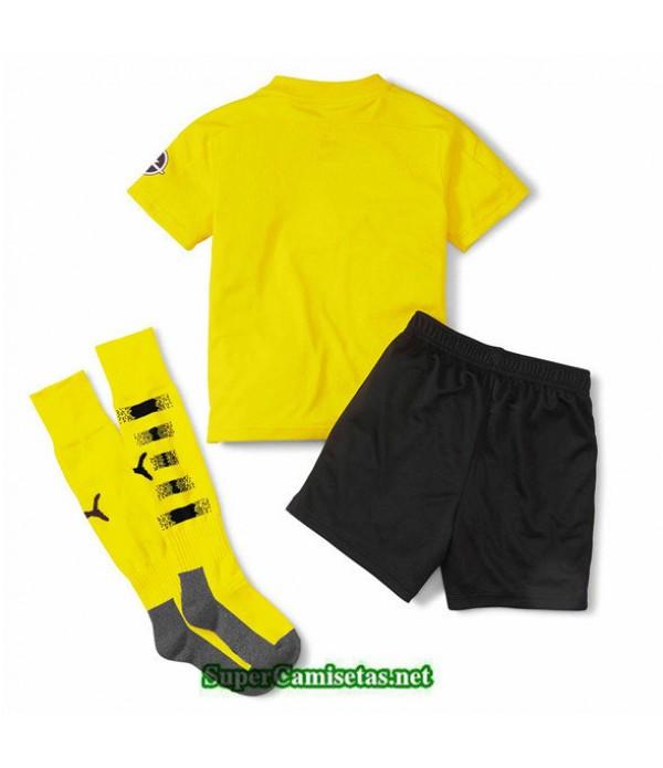 Tailandia Primera Equipacion Camiseta Borussia Dortmund Niños 2020/21