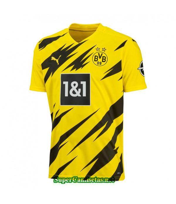 Tailandia Primera Equipacion Camiseta Borussia Dortmund 2020/21