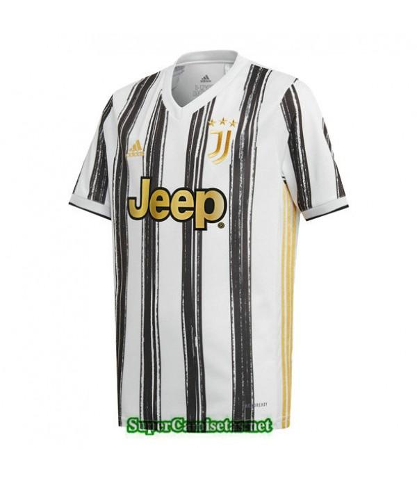 Tailandia Primera Equipacion Camiseta Juventus 2020/21