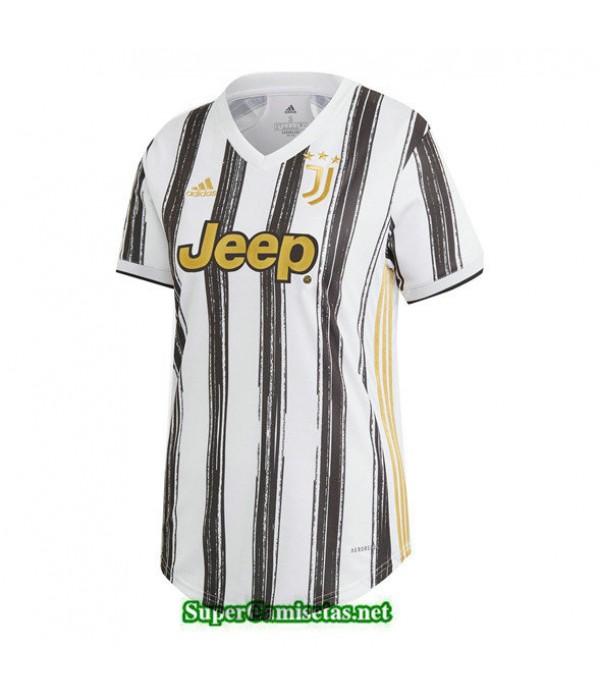 Tailandia Primera Equipacion Camiseta Juventus Muj...