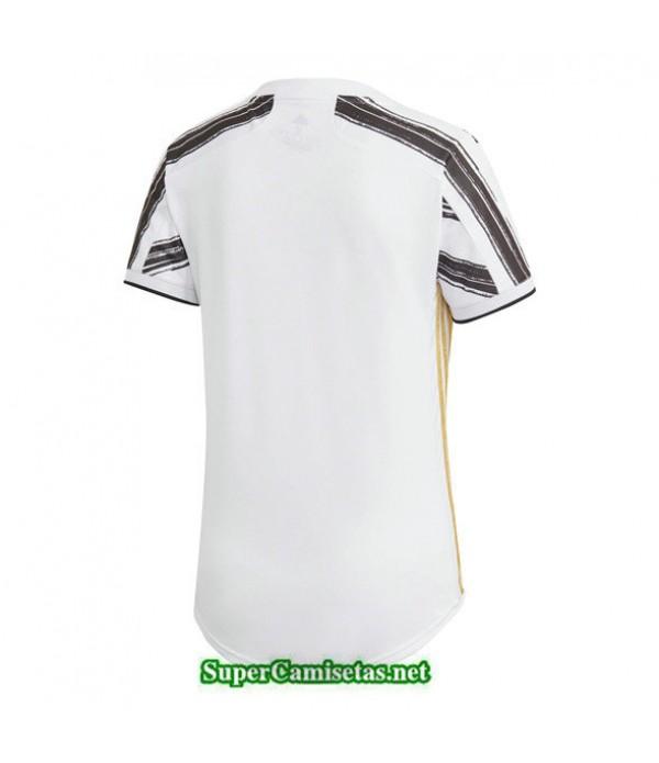 Tailandia Primera Equipacion Camiseta Juventus Mujer 2020/21