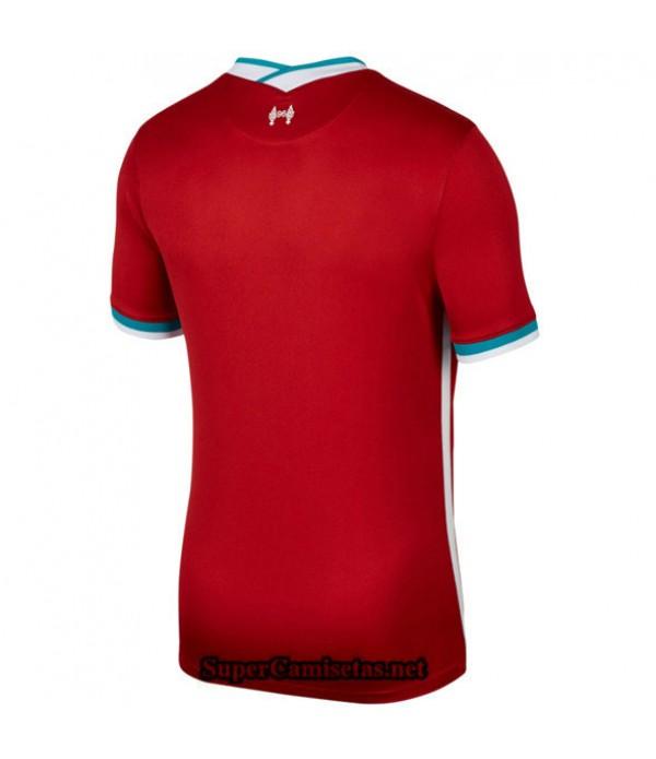Tailandia Primera Equipacion Camiseta Liverpool 2020/21