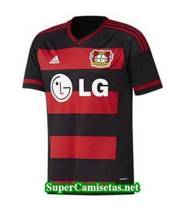 Primera Equipacion Camiseta Bayer 04 Leverkusen 2015/16