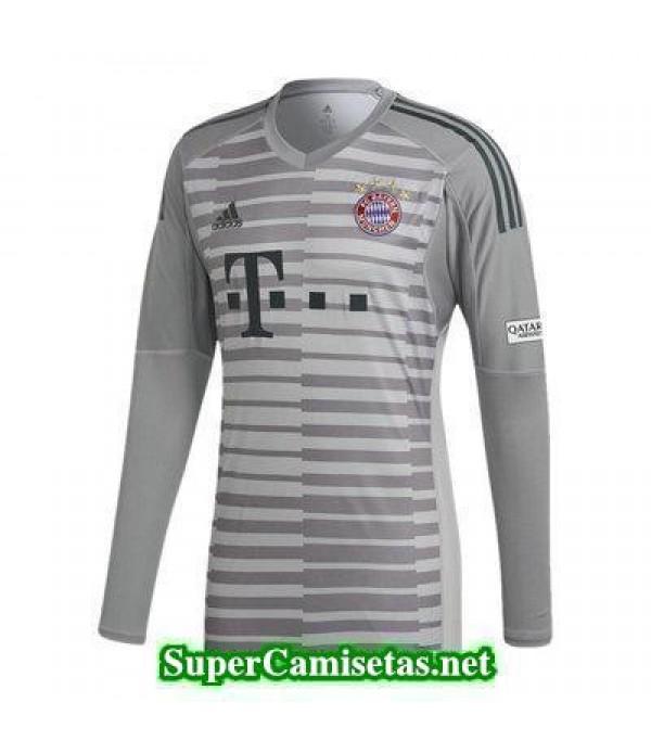 Portero Equipacion Camiseta Bayern Munich Manga Larga 2018/19