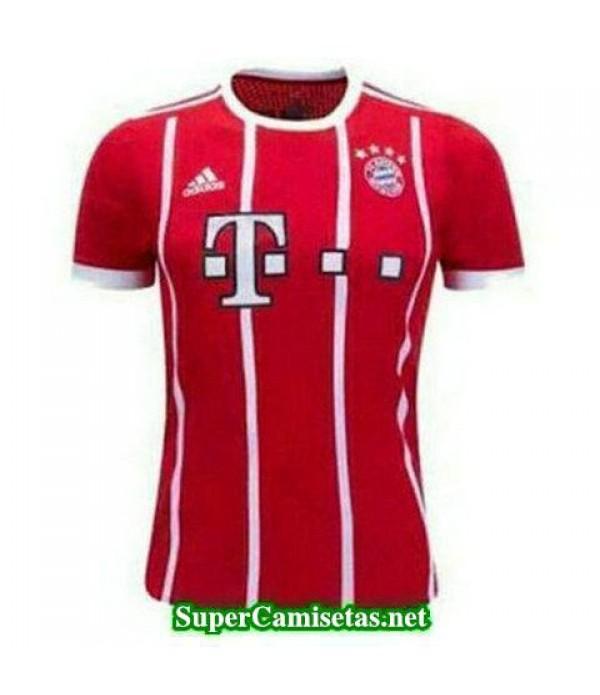 Primera Equipacion Camiseta Bayern Munich 2017/18