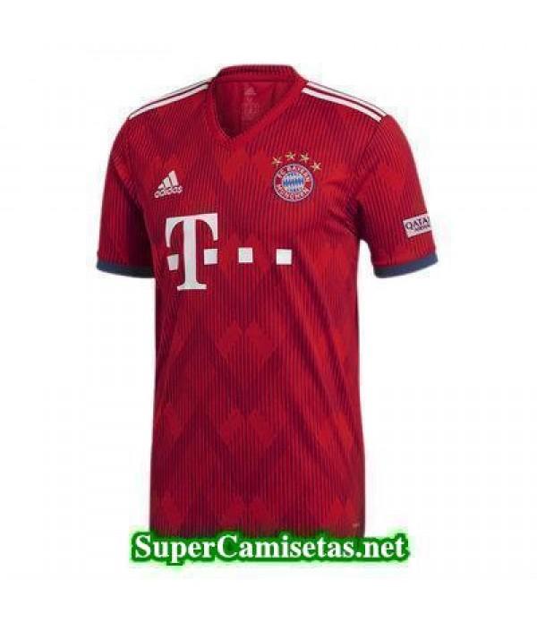 Primera Equipacion Camiseta Bayern Munich 2018/19