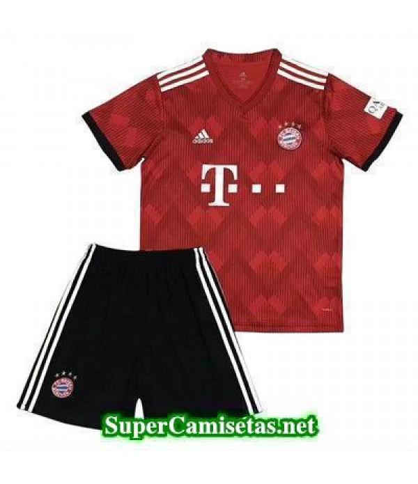 Primera Equipacion Camiseta Bayern Munich Ninos 2018/19