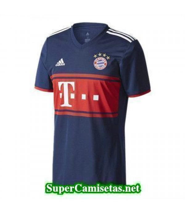 Segunda Equipacion Camiseta Bayern Munich 2017/18