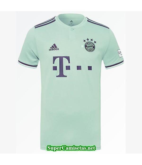 Segunda Equipacion Camiseta Bayern Munich 2018/19