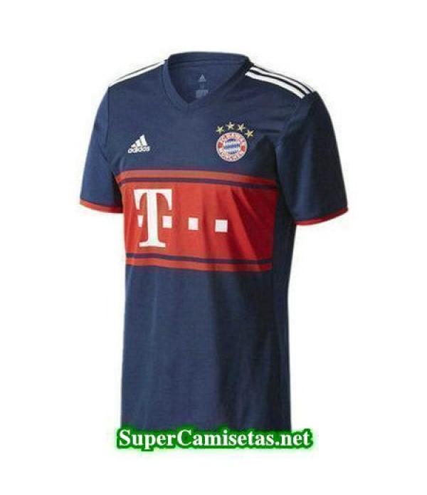 Tailandia Segunda Equipacion Camiseta Bayern Munic...