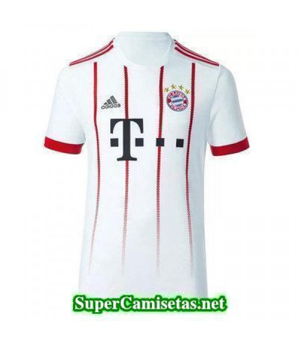 Tercera Equipacion Camiseta Bayern Munich 2017/18