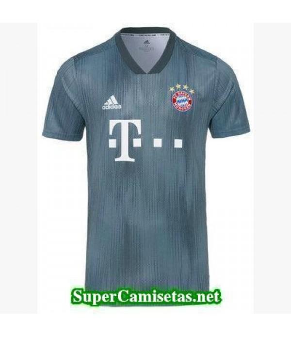 Tercera Equipacion Camiseta Bayern Munich 2018/19