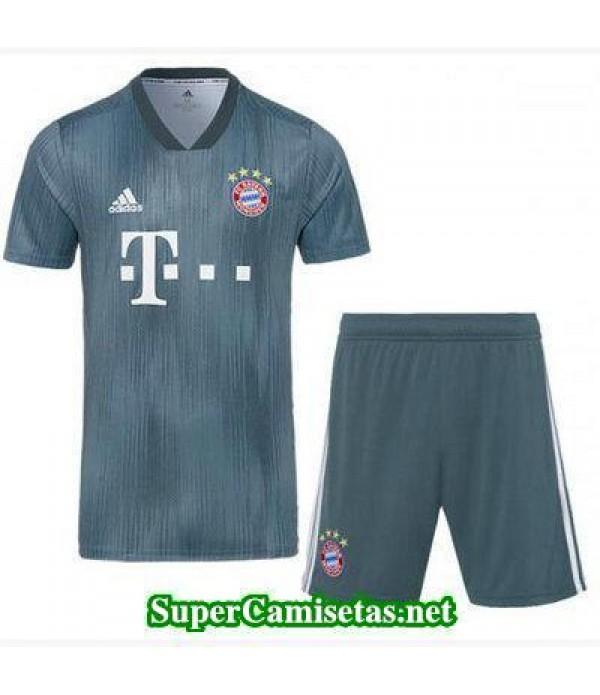 Tercera Equipacion Camiseta Bayern Munich Ninos 20...